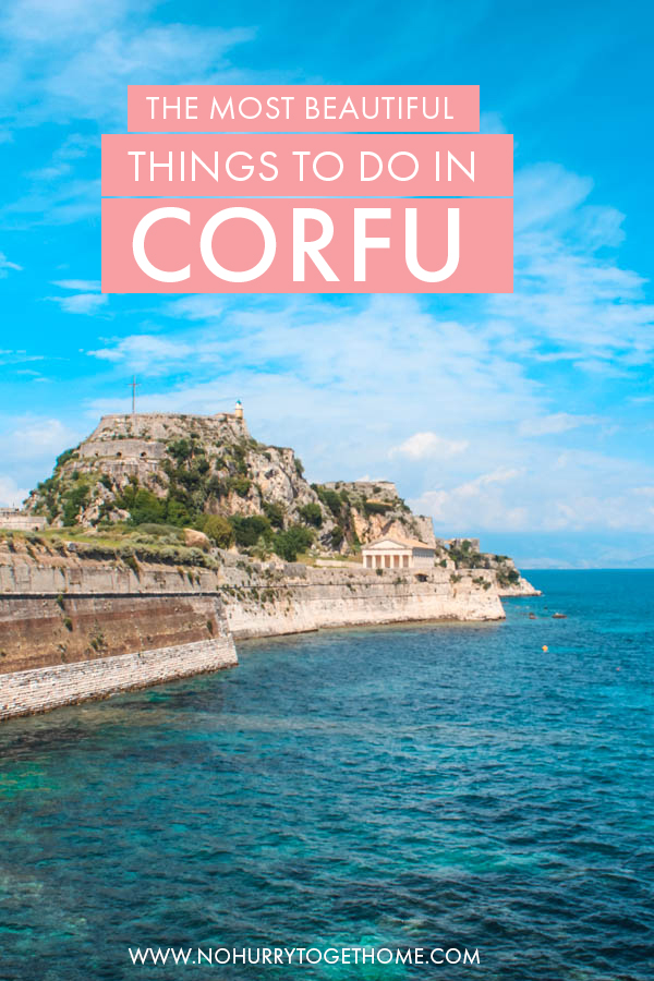 Planning a weekend in Corfu and looking for the best things to do? In this itinerary, I share the most beautiful places to visit in Corfu, including some cant-miss attractions, the best beaches, and tips on where to stay in Corfu. #Corfu