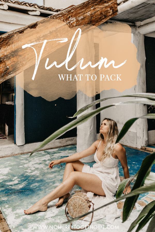 Looking for the perfect Tulum packing list? In this guide, I share everything you need to pack for the perfect Tulum vacation, including tips and personal experiences.