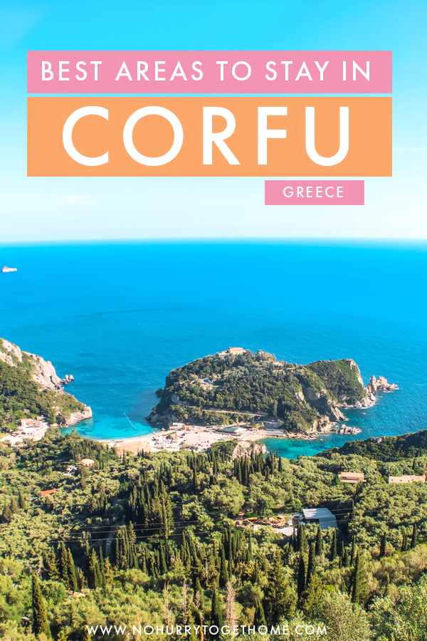 Wondering where to stay on your holiday to Corfu in Greece? There are so many great areas to stay on the island, so I've put together the ultimate guide to the best places and villages to stay in Corfu!