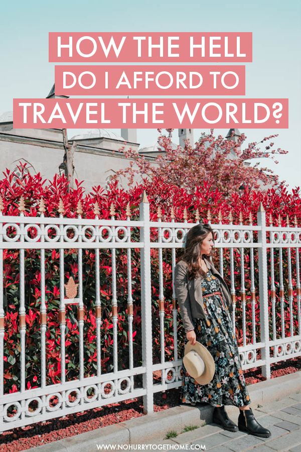 Dreaming of making money while traveling the world but not sure how to get started? In this post, I share my journey as a full-time traveler and all the ways I managed to create a career of travel. Nowadays, I earn money to travel through a combination of gigs, blogging, and freelancing. I'll share how I did it, how much I'm making as a digital nomads, and more!
