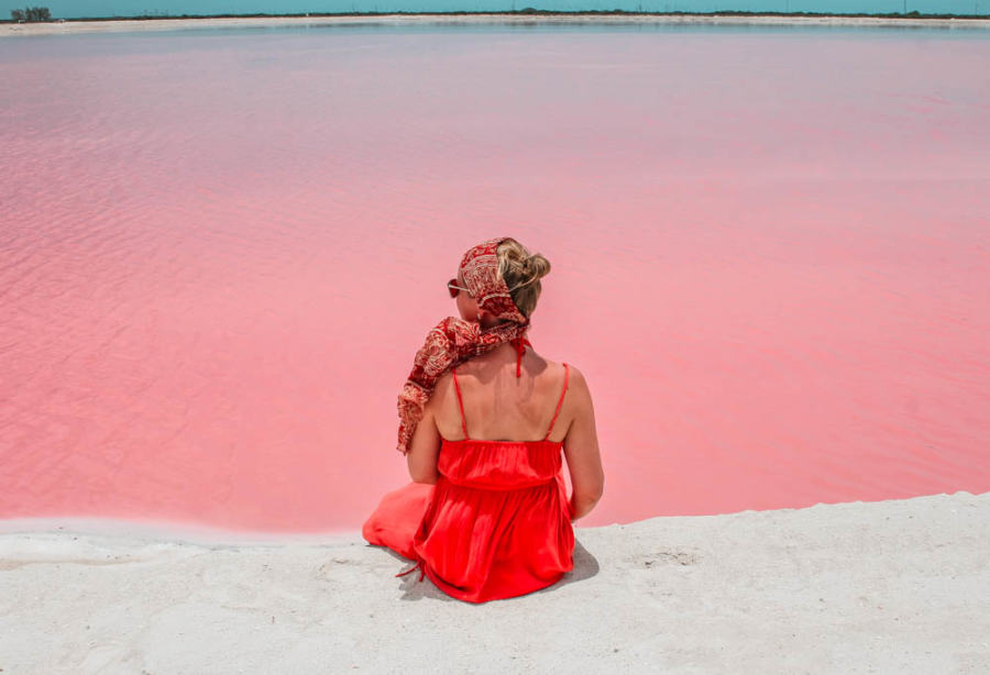 Visiting Las Coloradas is a long drive away from Cancun, Tulum, or Merida so on this post I answer whether or now vistiing Las Coloradas in Mexico is worth it!