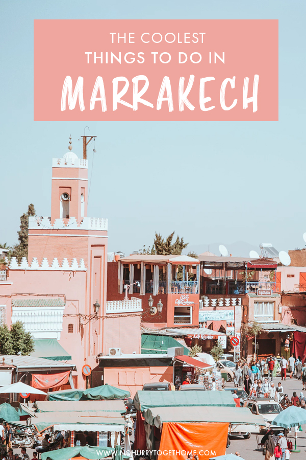 Wondering what to do in Marrakech? On this guide to Marrakesh, the red city of Morocco, I share the coolest things to do as well as tips to make the most out of your trip to Marrakech! #Marrakech #Marrakesh #Morocco
