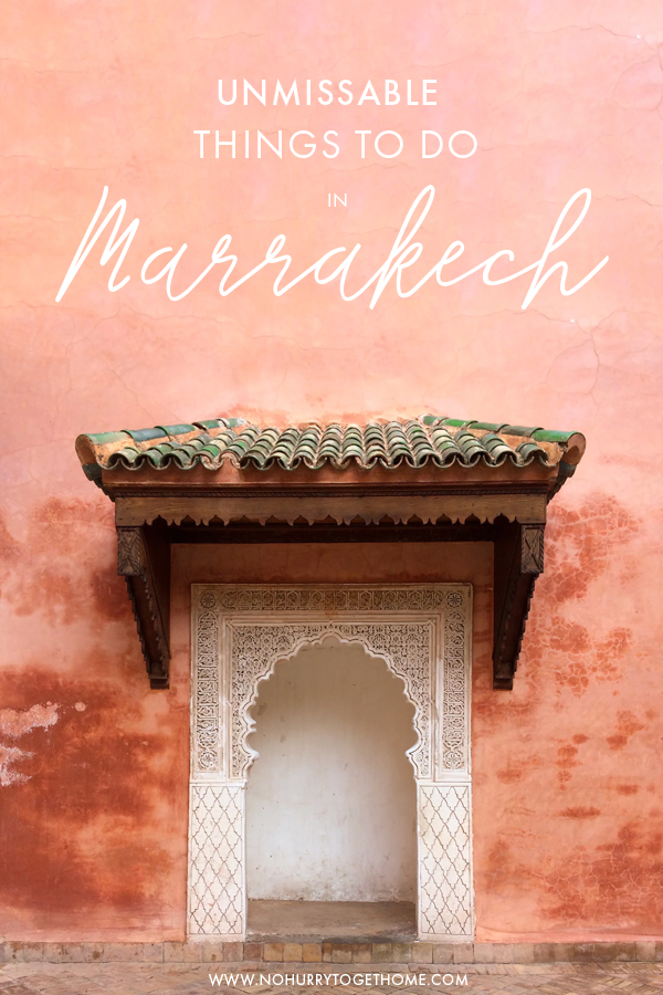 Visiting Marrakesh and wondering what to do in Morocco's red city? On this travel guide to Marrakesh, I share the absolute best things to do and places to see, all of which you can check out in a quick getaway. From shopping the souks to the best places to eat in Marrakesh, this is the only travel guide you need to rock a trip to Marrakesh. #Marrakech #Marrakesh #Morocco