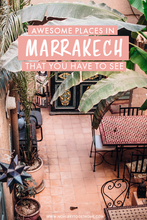 Visiting Marrakech soon and wondering what to do? After countless trips and getaways to Marrakech, I've rounded up the top things to do and places to visit in Morocco's red city. #Marrakech #Marrakesh #Morocco