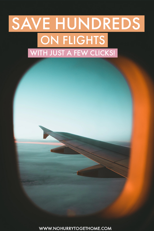 My tried and tested magic trick to saving money on flights! This travel hack is so simple and easy to achieve and it can virtually save you hundreds on your next flight! Here's my secret hack to finding the cheapest airfare out there!