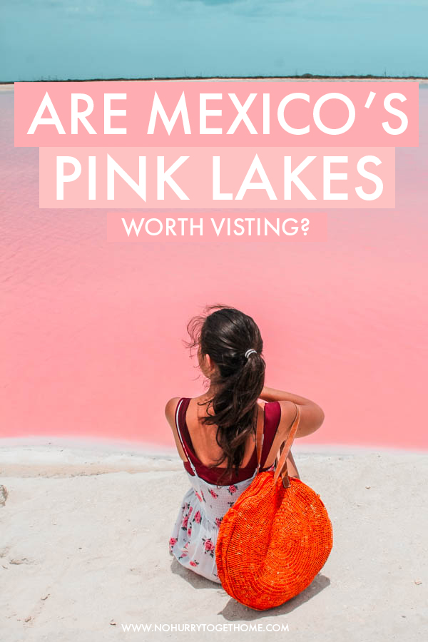 Are Mexico's pink lakes even worth visiting? The pictures look incredible, but are they worth the long drive? In this post, I share the truth about Las Coloradas!
