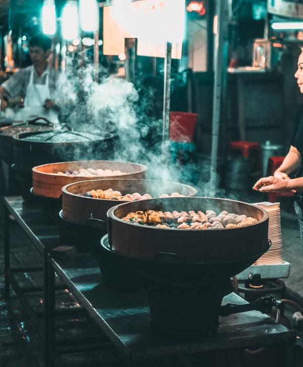 Make sure you eat everything in Kota Kinabalu!