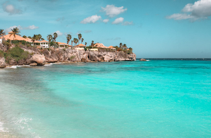 The dreamy waters of Curacao