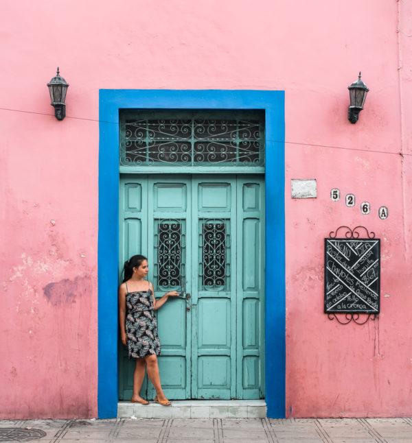 Yucatan Itinerary Mexico-