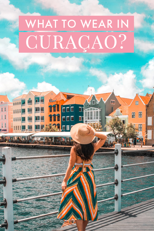 Wondering what to wear in Curacao? Creating a packing list for Curacao isn't very heard, so I've put together the ultimate packing list with outfit ideas, things to wear, and useful essentials that you should bring along to make your holiday in Curaçao a breeze! #Curacao