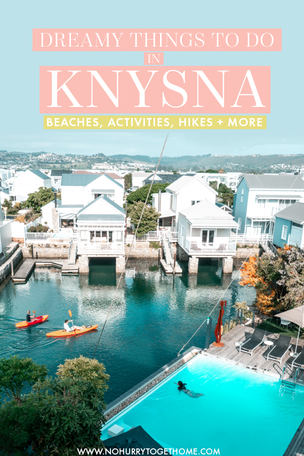 Wondering what to do in Knysna? From top activities to must-see attractions and cant miss hikes, here is the ultimate list of the best things to do in Knysna as well as tips on what hotel to stay in, how to get there, where to eat, and more. On this guide to Knysna, I share everything you need to know to make the most out of your time in Knysna and the Garden Route. #SouthAfrica #Knysna #GardenRoute #Africa