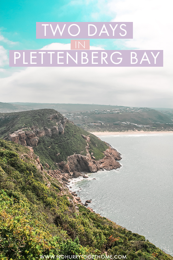 Have two days to spend in Plettenberg Bay and wondering what to do? There are so many things to do in Plettenberg Bay, and I've rounded up the very best on this itinerary! This guide also includes tips on where to stay in Plettenberg Bay, where to eat, and my top tips to make the most out of your time in one of the best destinations in the Garden Route. #GardenRoute #SouthAfrica