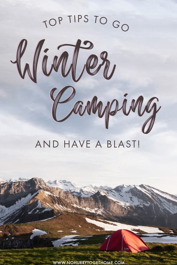 Going camping this winter? Camping in the cold can sound harsh, but it's actually a great outdoors experience if you're well prepared! On this guide to winter camping, we'll go through everything you need to bring, food essentials, gear tips, and all the basics you need to know for a successful winter camping trip.