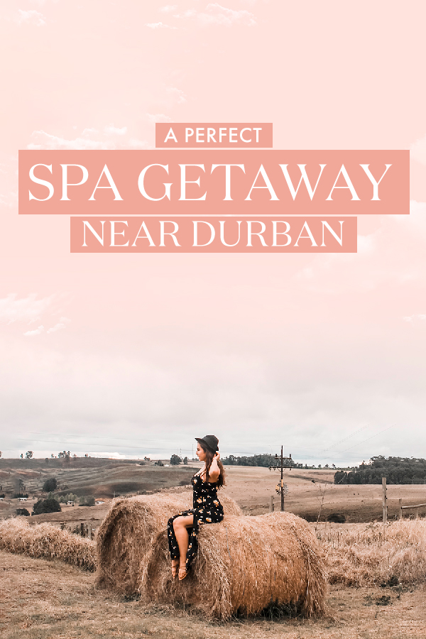 Looking for a spa getaway near Durban or Johannesburg? If a romantic spa getaway is what you're looking for, this is one of the best luxury hotels in Kwazulu Natal for that! Set in the Natal Midlands, these amazing lodge is the best place to stay near Durban for a weekend. #Durban