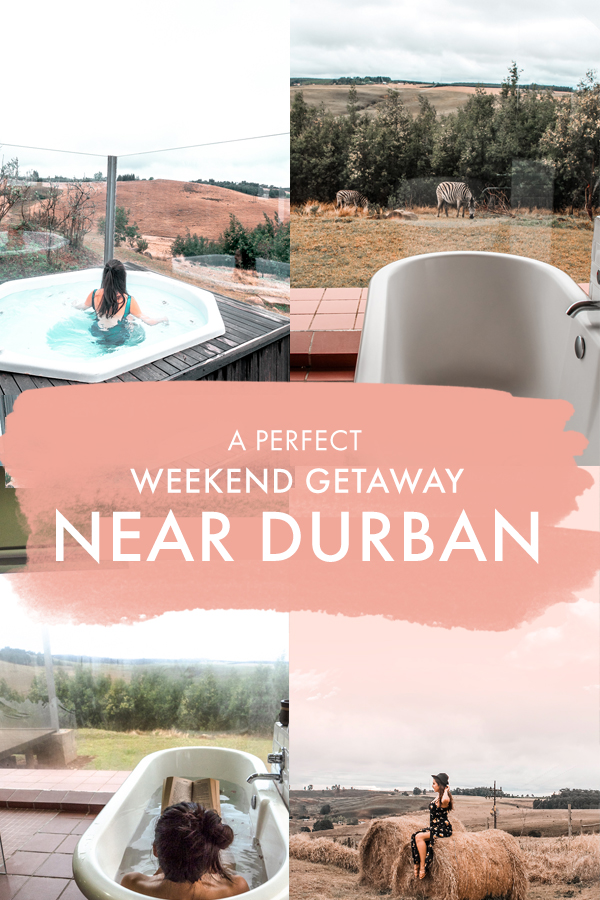 Wondering where to go near Durban? If a relaxing weekend getaway is on the bucketlist, you need to check out this incredible lodge close to Durban. From spa weekends to romantic getaways in private cottages, here are all the reasons you need to book your next Durban getaway at this hotel! #Durban