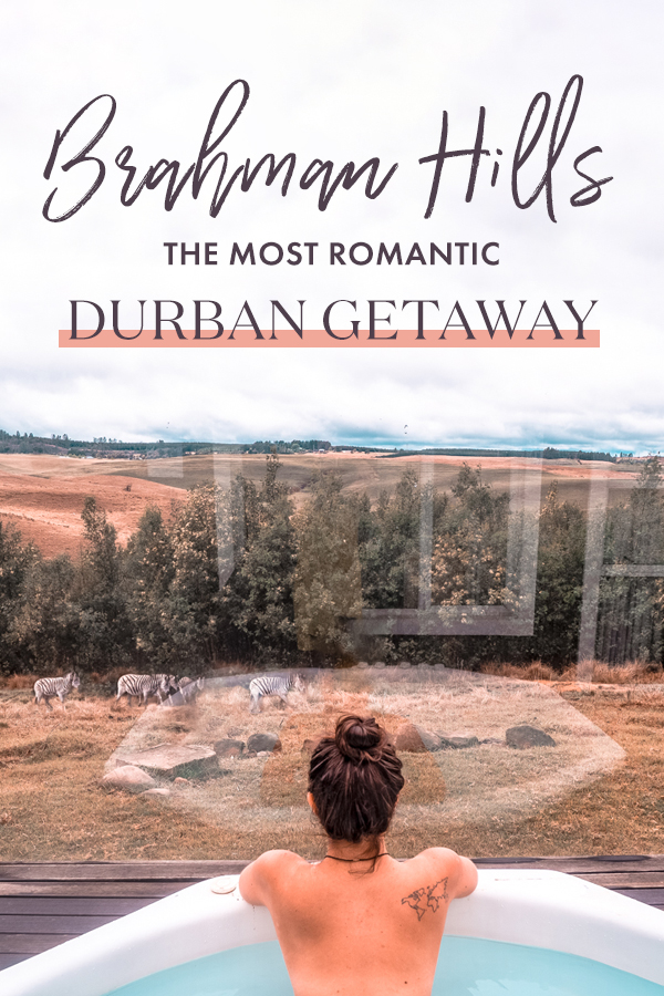 Looking for a weekend getaway near Durban? If a romantic luxury stay is what you're after, here's one of the most romantic getaways to take in Kwazulu Natal, South Africa! #Durban