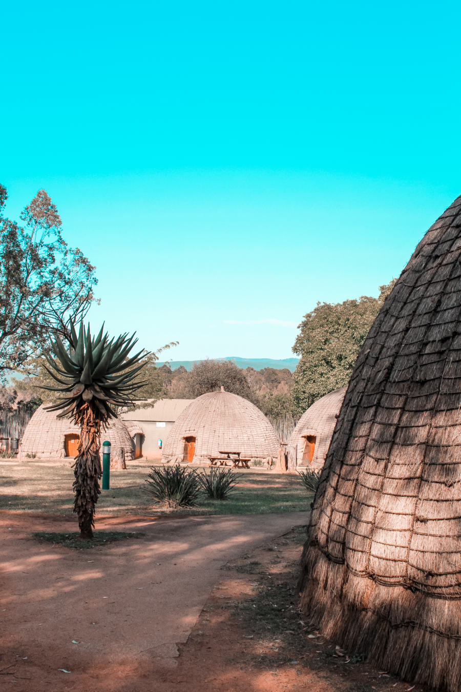 Mlilwane Forest Reserve accommodation