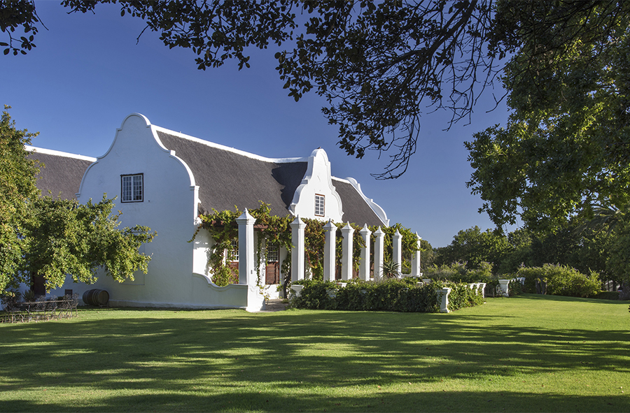 Meerlust Estate, the most iconic Stellenbosch Wine Farm