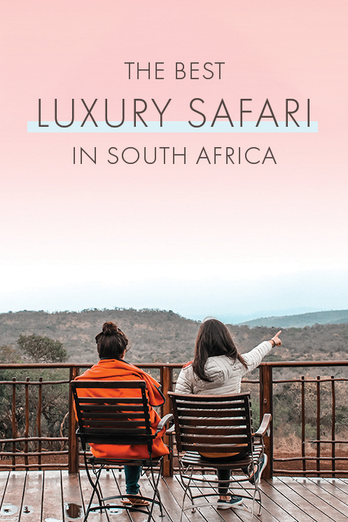 Wondering where to book a safari in South Africa? If you're visiting South Africa soon and looking for a luxury safari lodge, this game reserve is one of the best places to see animals and wildlife in South Africa. Perfect for traveling with kids or an African safari honeymoon. #Safari #SouthAfrica #Africa