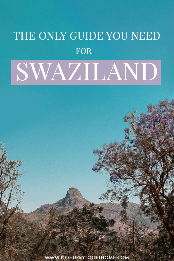 Visiting Swaziland soon? If you're planning to travel Swaziland, all you need is this travel guide, which includes the best things to do Swaziland, where to stay, things to plan, and my top travel tips to explore one of the best destinations in Africa for safaris, adventures, budget luxury, and more! #Swaziland #Africa