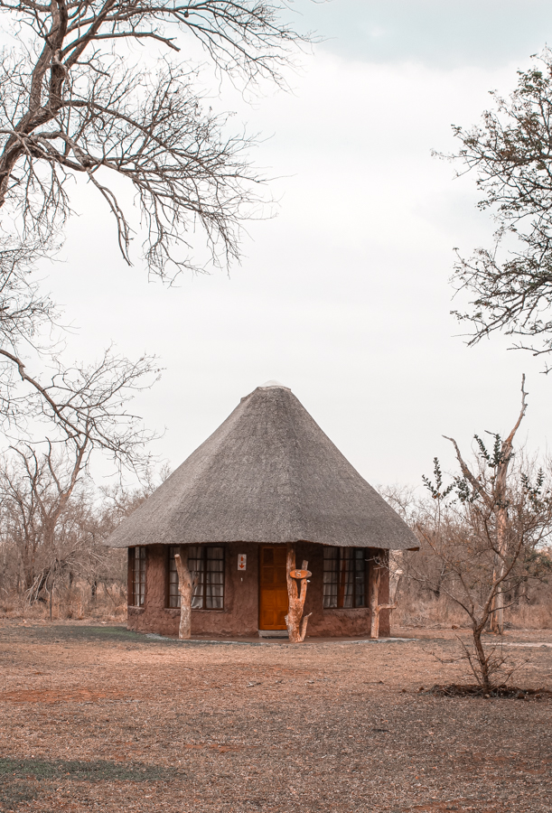 Ndlovu Camp at Hlane National Park