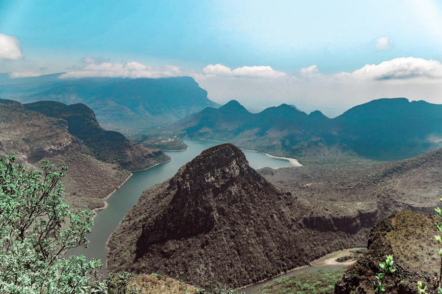 Ngwenya Mine in Swaziland