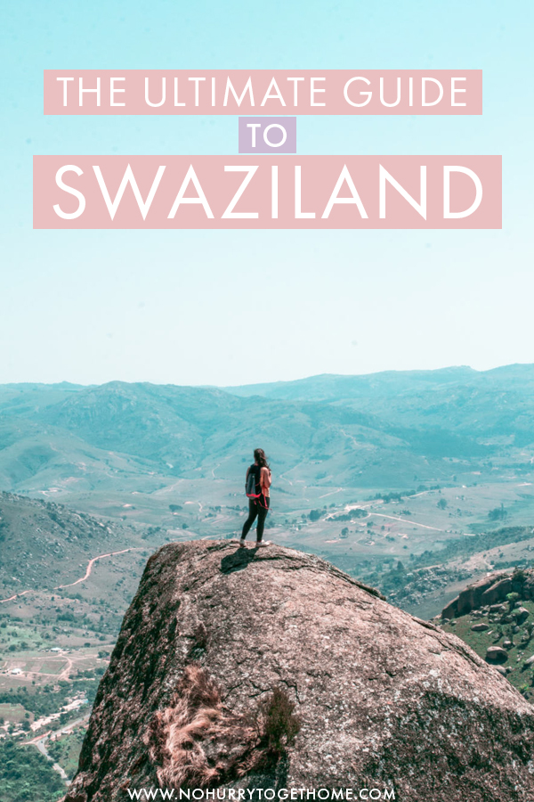 Wondering how to visit Swaziland? Now know as eSwatini, this tiny country in southern Africa is a gem that must be explored! On this travel guide, I share what to do in Swaziland, my full itinerary, and everything you need to know to get to Swaziland, including transport, visas, and more! #Swaziland #Africa