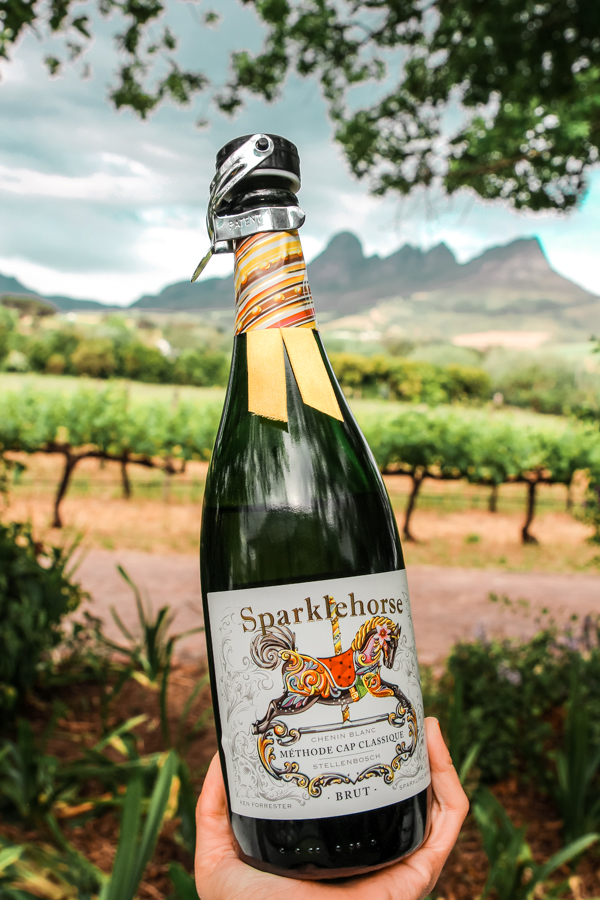 Wine Farms in Stellenbosch - Ken Forrester