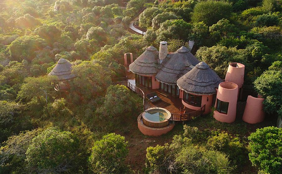 Thanda Safari is the most luxurious game reserve in KwaZulu Natal