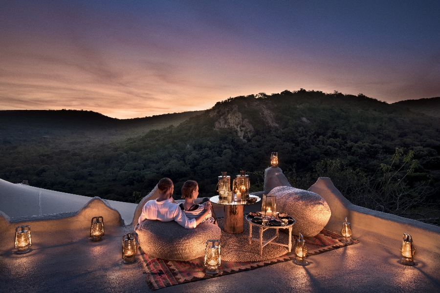 Phinda is one of the best game reserves in KZN for a luxury safari