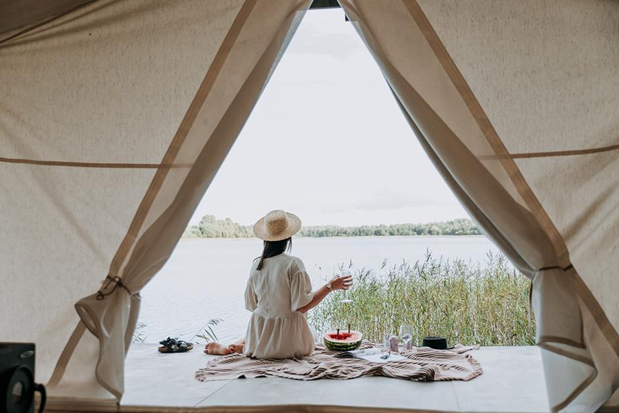 Nature House getaway in Europe