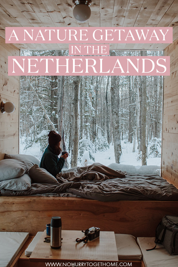 Wondering how to plan a perfect weekend getaway in The Netherlands? If you're all about nature, hiking, and quiet places, you'll love this resource to find unique accommodation options in The Netherlands and Europe for a weekend getaway in Nature away from the tourist trails. #Netherlands #Europe