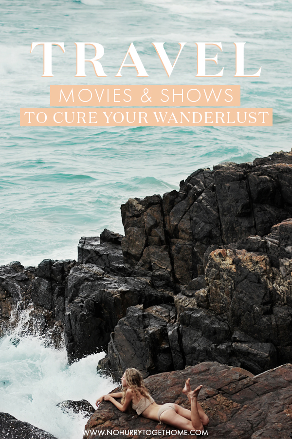 Want to travel the world from home? If you're currently stuck at home, I've put together some of the most amazing travel movies, shows, and documentaries to watch while staying home on Netflix! #Netflix #Travel