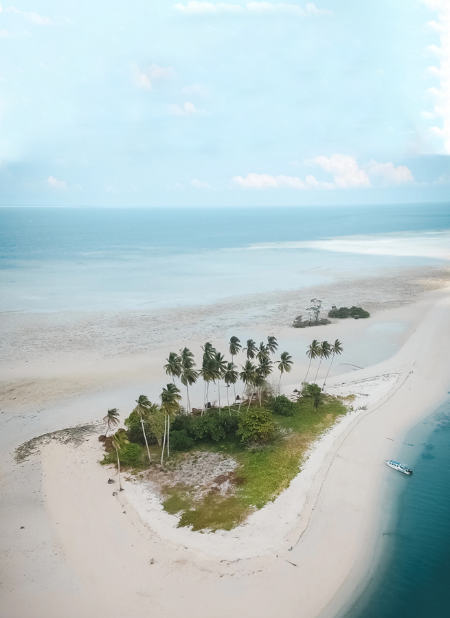 Derawan Archipelago, Kalimantan, Indonesia