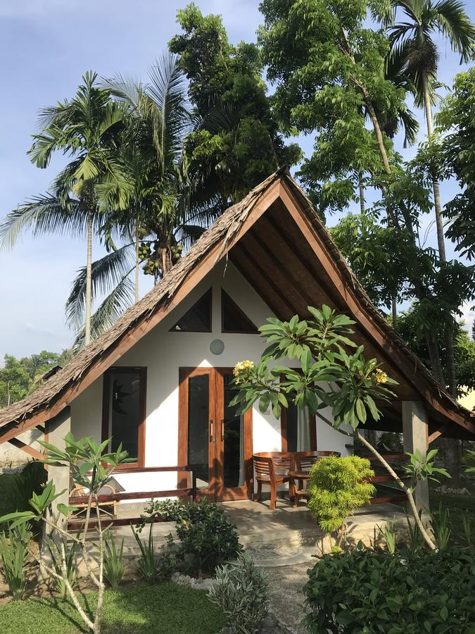 bukit lawang villa paradise