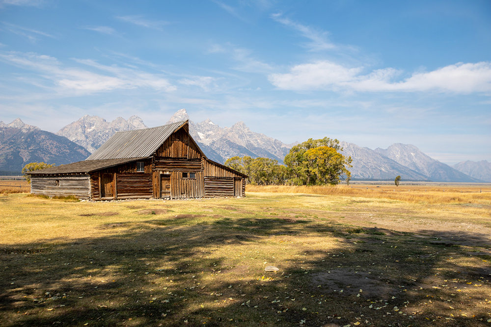 National parks for spring travel