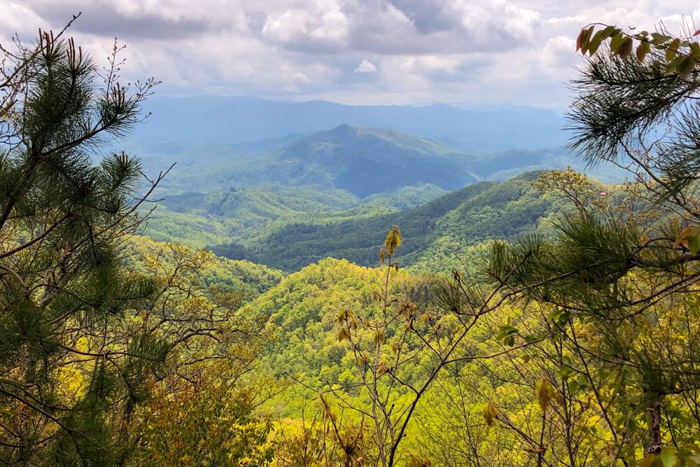 Spring National Parks