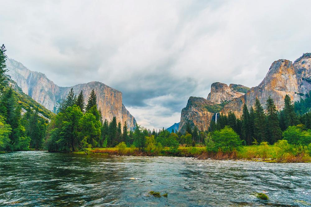 National parks to visit in spring