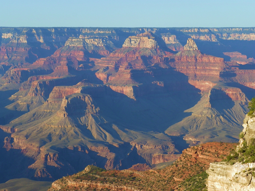 Grand Canyon National Park in Spring