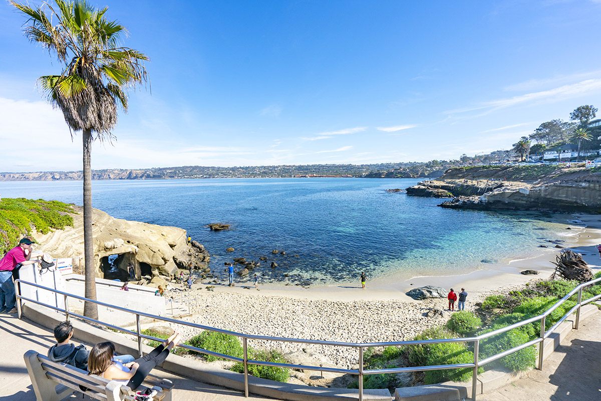 La Jolla is one of the most unique places near San Diego