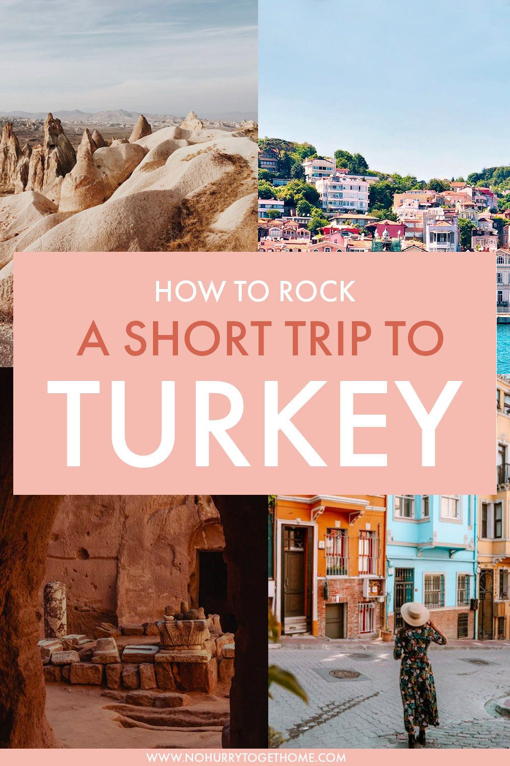 Traveling to Turkey soon and wondering what to do? There are so many amazing things to do in Turkey that planning a short itinerary can be tough! Here's how to spend a short, 5 day trip to Turkey and make the most out of your Turkey itinerary!